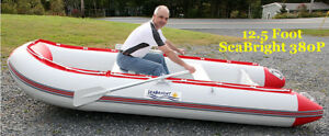 SeaBright Inflatable Boats and RIBs -Summer SALE -- Big Savings
