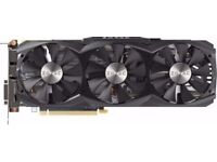 Revised! 2 x Zotac NVIDIA GeForce GTX 980 Ti AMP! Edition(6144 MB) (ZT9050310P) Graphics Card