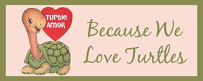 Turtle Amor