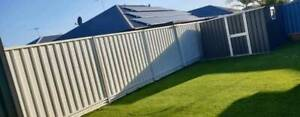 colorbond fencing and gates, supply and install High Wycombe Kalamunda Area Preview