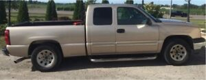 2005 Chevrolet 1500 Pickup truck