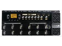 Line 6 POD X3 Live Multi Effects pedal