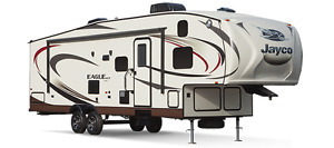 WANTED JAYCO EAGLE HT 26.5 RKS Model 2014 or 2015 Fifth Wheel