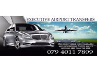AIRPORT TRANSFERS AND CHAUFFEUR SERVICE WITH MERCEDES E300