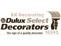 Professional Painter & Decorator Call or Text 07708447663