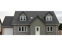 5 Bed, 3 Bath Home to Let, New Build, Hatton, from £895 PCM Unfurnished /Furnished - No DSS or Pets