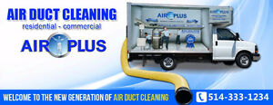Air Plus - Air Duct Cleaning residential - commercial