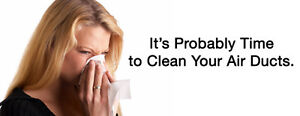 PROF. DUCT CLEANING IN YOUR AREA FROM $89** 416-886-6652