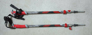 Black Diamond - Expedition trekking poles (hike, ski, snowshoe)