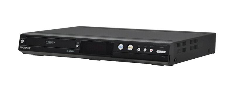 Magnavox MDR515H/F7 DVD Recorder