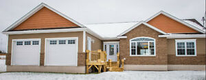 Supreme Homes -1675 sq/ft + Double garage!