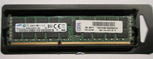 IBM 8Gb DDR3 1600MHz PC3-12800 Reg ECC 47J0169 / FRU 90Y3111 $45 West Island Greater Montréal image 1