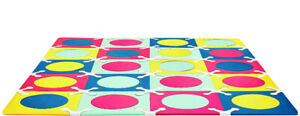 Playspot Interlocking Foam Floor Tiles for KIds