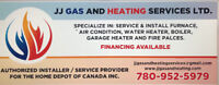 Furnace,air conditioner, water heater and garage heater repair ,