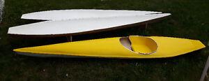 kayak 12pi 400$(fibre de verre)  et moule pour en fabriquer 800$ West Island Greater Montréal image 1