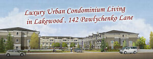 Saratoga Condominiums now for Sale in Lakewood!