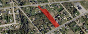 Vacant Land on King George Hwy, Miramichi, NB MLS® # NB022894