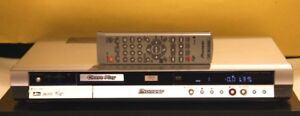 Pioneer DVD Recorder Model DVR-220 With Remote Control. Rare.