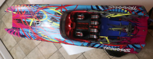 Traxxas m41 rc boat new in box
