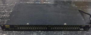 Used Yamaha GQ2015A Pro Stereo Equalizer