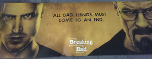 Breaking Bad Poster (5ftX2ft)