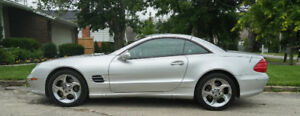 2003 Mercedes SL500 LIKE NEW! Interesting Trades???