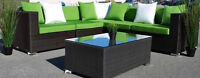 SALE**Rattan Patio Furniture! 8 dif sets*No Tax*Free Delivery