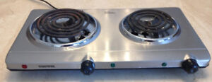 Toastess Portable Stainless Steel Cooking Range - Hot Plate