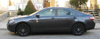 2008 Toyota Camry HYBRID Sedan, 2 sets of Wheels