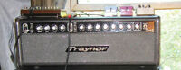 Cross a Plexi and a Fender Twin  and you get1973 Traynor  YGL3-A