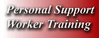 Personal Support Worker Classes