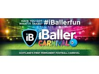 #iBaller Carnival and Birthday Parties