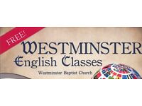 Free Saturday English Classes (Near Victoria Station)