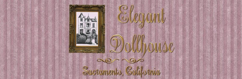 Elegant Dollhouse Shop