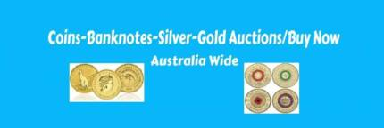 Coins And Banknotes Australia Wide Macedon Ranges Preview