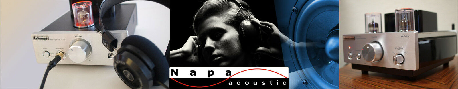 Napa Acoustic Hi-End Audio Discount