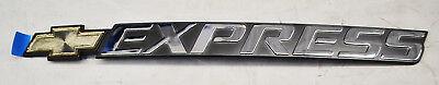 Chevrolet GM OEM 03-18 Express 2500 Back Door-Emblem Badge Nameplate 20908152