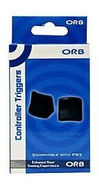 2 Pairs of ORB Playstation Controller Triggers-Brand New