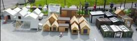 Dog Kennels k9 houses wooden and steel dog kennels in stock