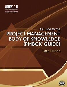 NEW PMBOK guide and PMI's global standard 5th