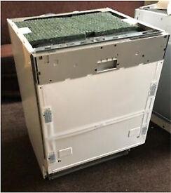 BEKO DIN15X10 Full-size 60cm Integrated Dishwasher with Digital Display