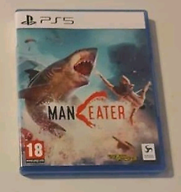 MAN EATER PS5 GAME