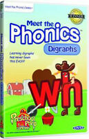 Meet the Phonics-Digraphs DVD new, not opened