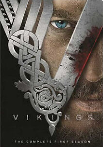 Vikings saison 1 DVD