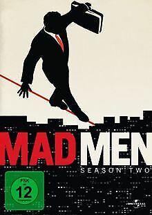 Mad Men - Season 2 [4 DVDs] | DVD | Zustand gut - Mad Men