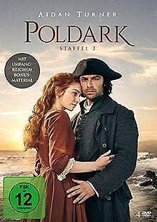 Poldark Staffel 3 [4 DVDs] von Woolfenden, Stephen, Agnew... | DVD | Zustand gut