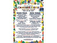 FOR SALE Common People Festival OXFORD Weekend ticket