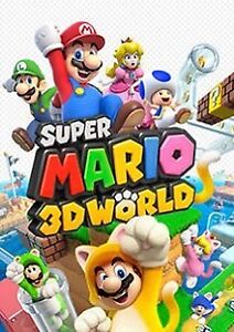 Looking for Mario 3D world