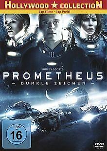 Prometheus - Dunkle Zeichen von Ridley Scott | DVD | Zustand sehr gut