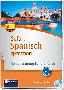 Sofort Spanisch sprechen. Kurs und Trainer auf Audio-CD ... | Buch | Zustand gut (Sprechen Spanisch Cd)